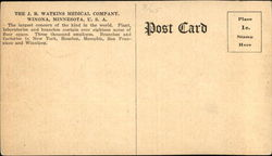 The J.R. Watkins Medical Company