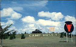 Entrance to Camp Ripley