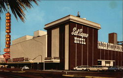 Golden Gate Casino and Sal Sagev Hotel