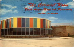 The Carousel Room, The Black Angus Motel and Restaurant