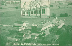 Hoard's Dairyman Farm; Office and Plant
