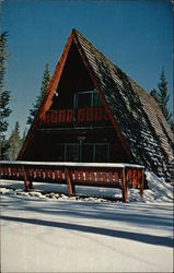 A-frame Construction