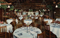 El Tovar Hotel - Dining Room, Grand Canyon National Park