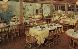 The Country Kitchen Resaturant Postcard