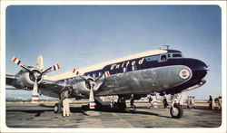 United DC-6 Mainliner