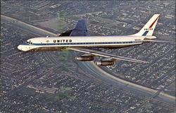 United Air Lines DC-8