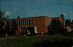 Principia College - Marshall Brooks Library