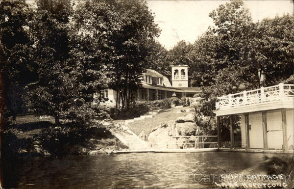 Cliff Cottage Lake Hopatcong New Jersey