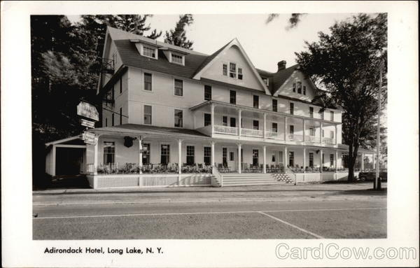 Adirondack Hotel Long Lake New York