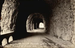Mitchell's Point Tunnel