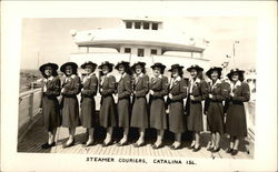 Steamer Couriers - Women