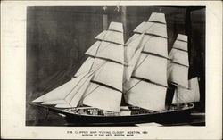 "Clipper Ship ""Flying Cloud"""