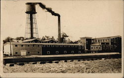 American Thread Co. Spool Mill