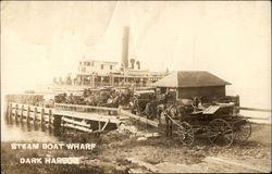 Steam Boat Wharf