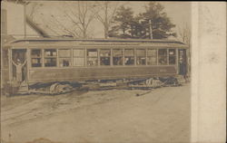 Streetcar Accident