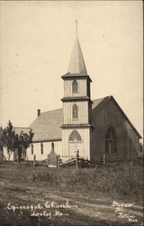 View of Episcopal Church