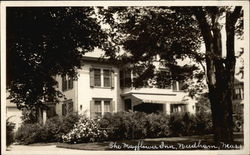 The Mayflower Inn Postcard