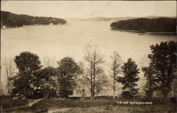 View of Lake Hopatcong