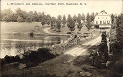 Windmere and Balsams, Churchill Park