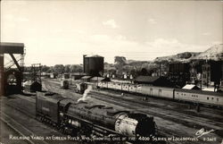 Railroad Yards