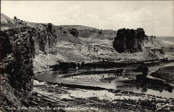 Toll Gate Rock and Bluffs
