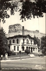 Sweetwater County Court House and Castle Rock