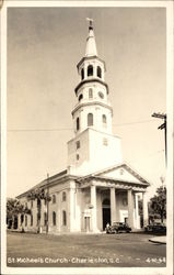 St. Michael's Church Postcard