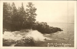 The North Shore Breakers at Grand Marais