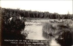 Headwaters of the Mississippi River