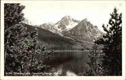 Stanley Lake - Sawtooth Range
