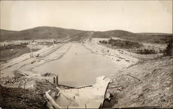 Quabbin Reservoir Construction