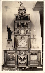 Collins' Historical Clock