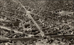 Aerial View of Rutherford