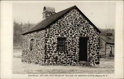 Old Museum Village of Smith's Cove, Schoolhouse, 1805-1840