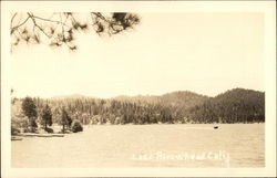 Lake Arrowhead Calif