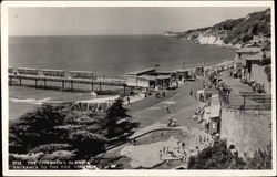 The Children's Island and Entrance to the Pier, Ventnor