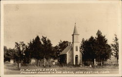 St. Anthony's Chapel Postcard
