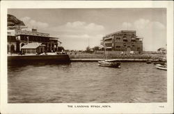 The Landing Stage