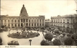 Plaza Murillo