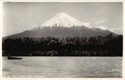 Osorno Volcano and Petrohue River