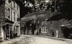 Chaucer's House Postcard