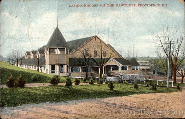 Casino, Rhodes-on-the-Pawtuxet Providence Rhode Island