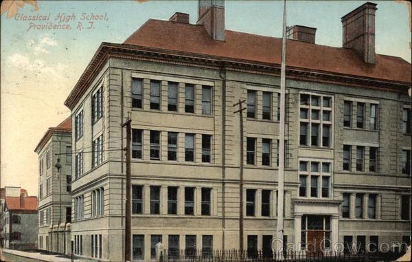 Classical High School in Providence, RI - Niche