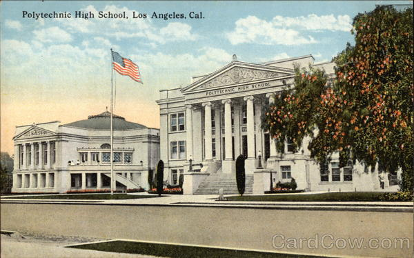 Polytechnic High School Los Angeles California