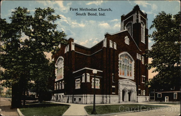First Methodist Church South Bend Indiana