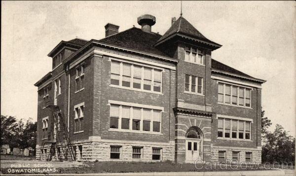 Public School Osawatomie Kansas