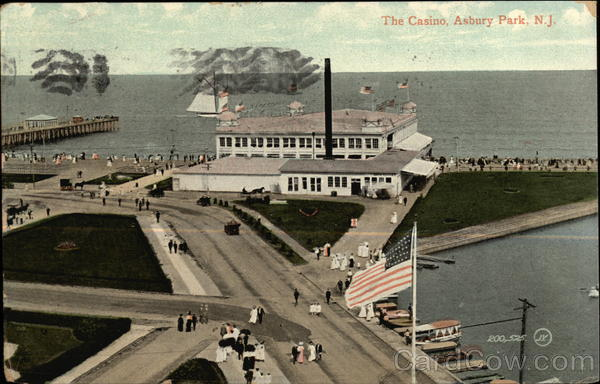 The Casino Asbury Park New Jersey