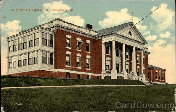 Brightlook Hospital St. Johnsbury Vermont