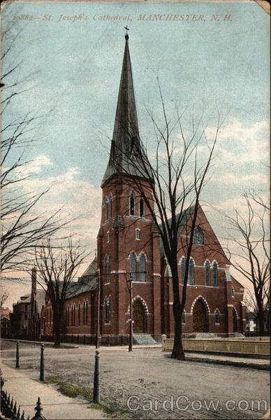 St. Joseph's Cathedral Manchester New Hampshire
