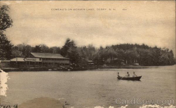 Comeau's on Beaver Lake Derry New Hampshire